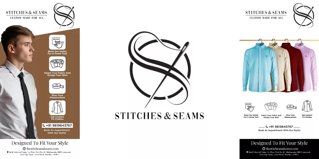 Creating A New Brand Identity From Scratch | The Stitches & Seams