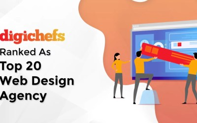 DigiChefs Ranked As Top 20 Web Design Agency