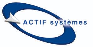 Logo Actif systèmes