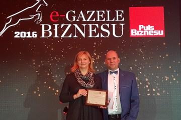 e-gazela biznesu 2016