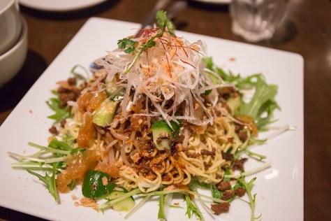 四川涼坦々麺