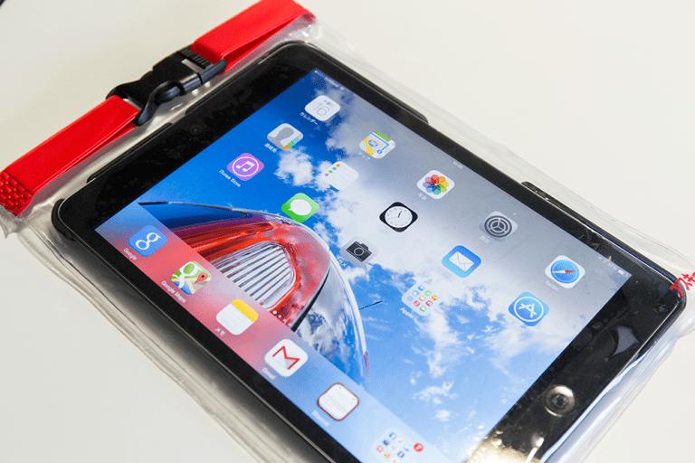 iPad miniに最適!