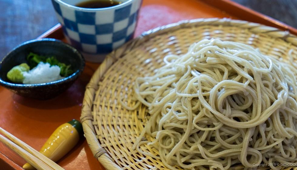 宮古島産蕎麦