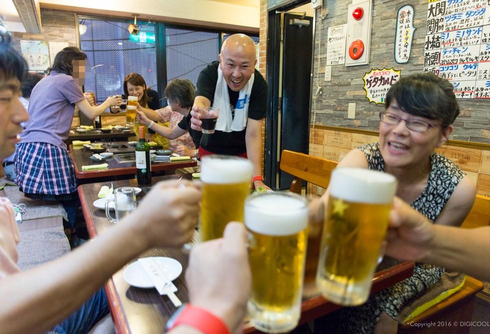 肉会 in 大阪