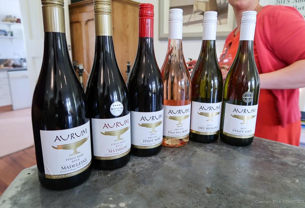Aurum Winery
