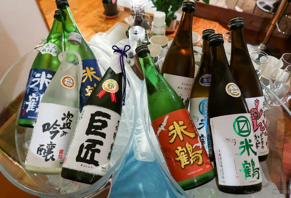 米鶴のお酒