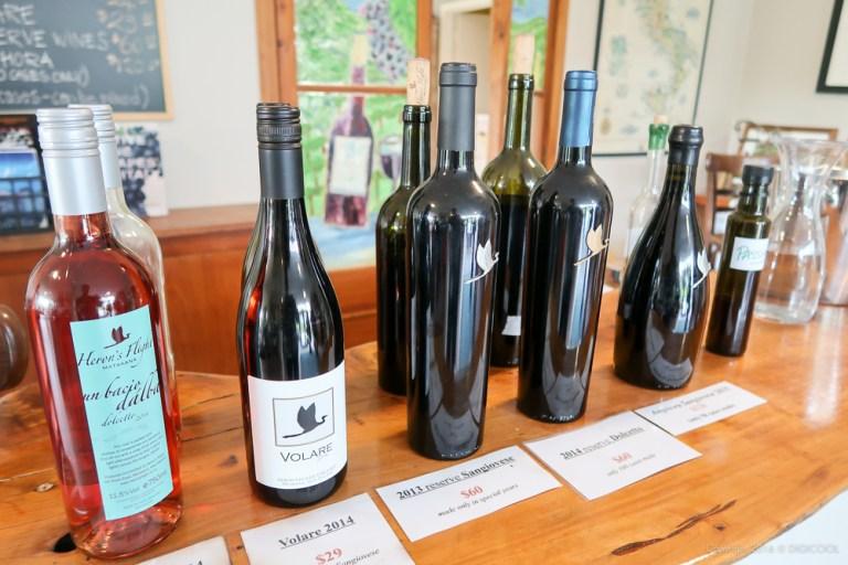 Heron's Flight Winemakers