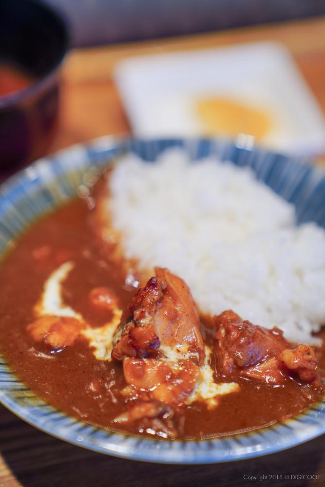 鶏カレーライス