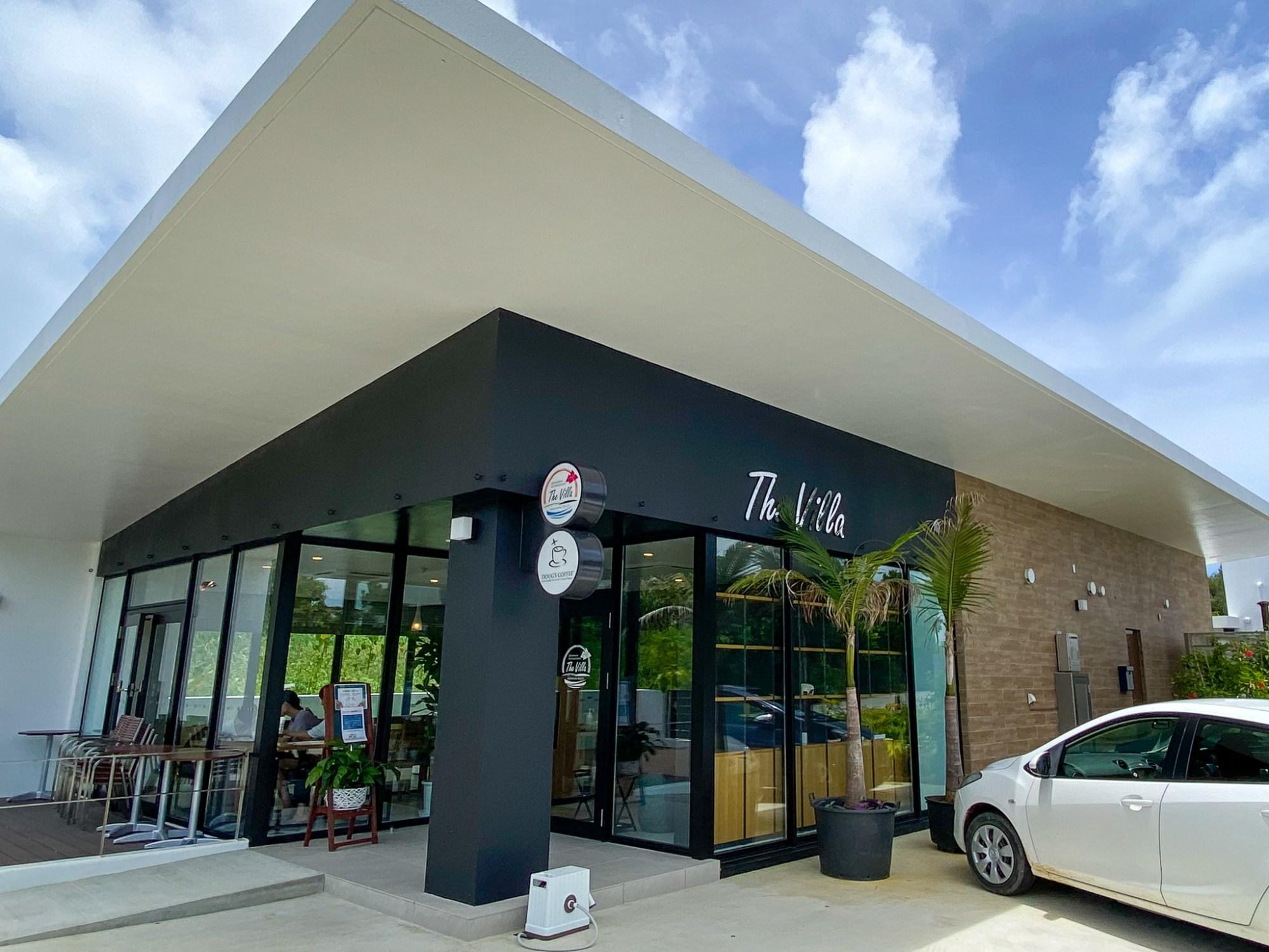 ダグズ・コーヒー 前浜ビーチ店