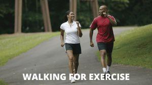 Walking Exercise covid 19
