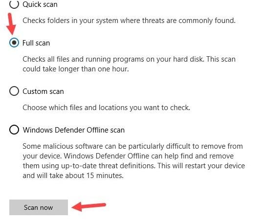Antivirus_full_scan