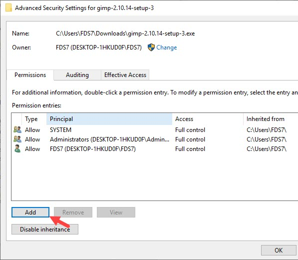 Add_elements_in_advanced_security_settings
