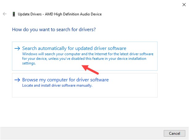 Update_audio_driver_automatically