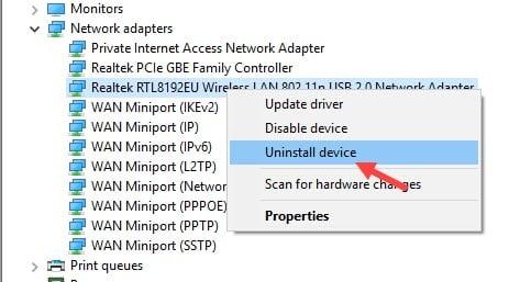 uninstall_wireless_network_drivers