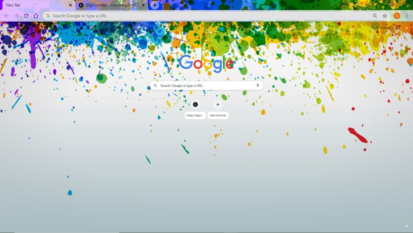 Colors_google_Chrome_theme