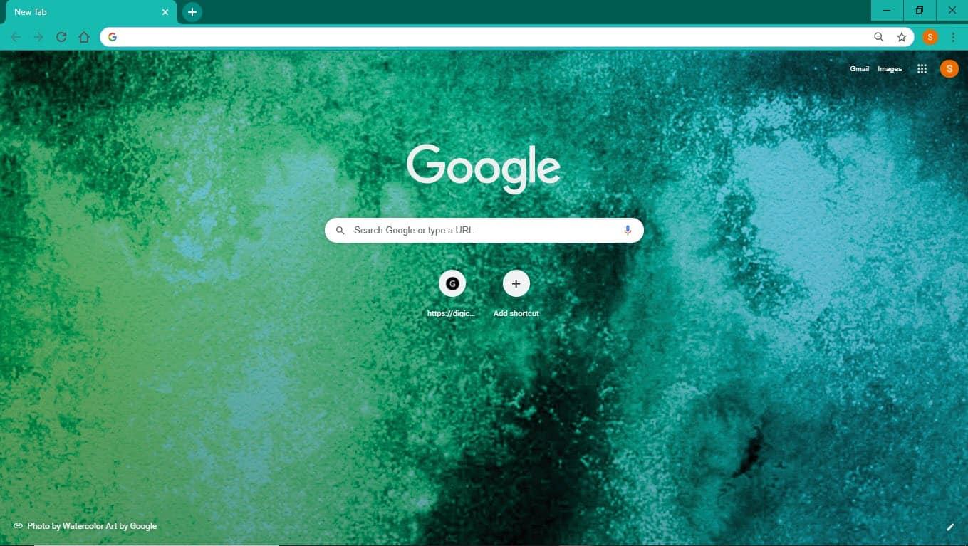 Marine_google_chrome_theme