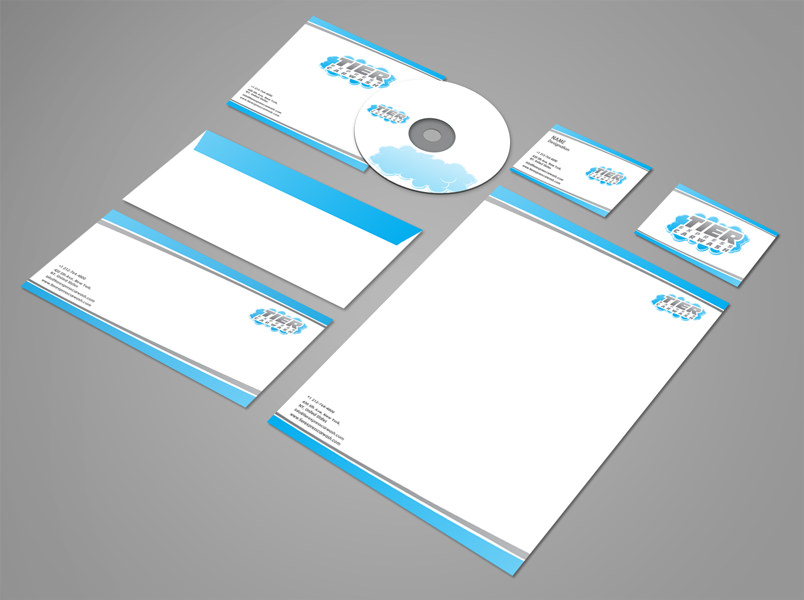 Stationery Design Digics 1