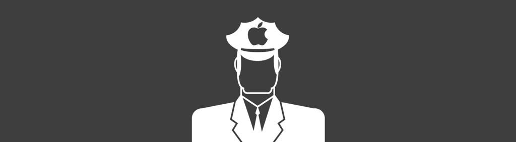 applepolice-eye