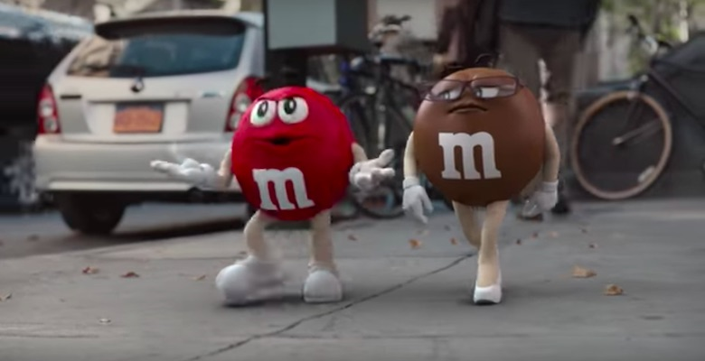 M&M'S Super Bowl Commercial 2018-sum