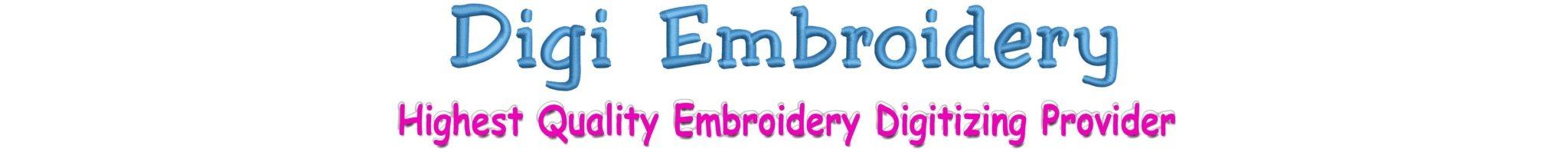 Digi Embroidery