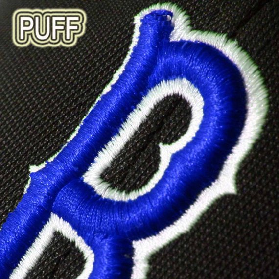 3D Puff Embroidery Digitizing
