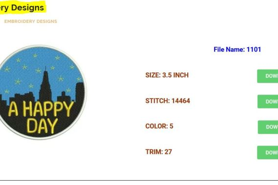 free embroidery designs jef format