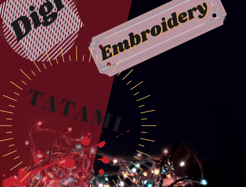 Tatami stitch