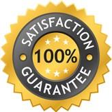 satisfaction 100% Guarantee