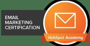 HubSpot Academy Email Marketing Cert