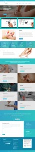 Foot care Clinic & Orthodics in Mississauga (website design)