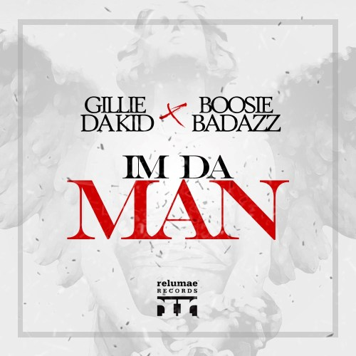 Gillie Boosie Im Da Man Artwork