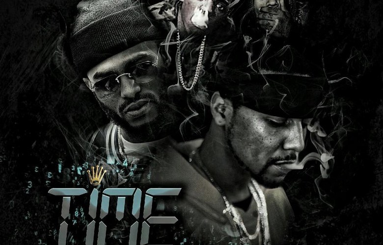 Juelz Santana – Time Ticking ft. Dave East, Bobby Shmurda & Rowdy Rebel (Prod. By Jahlil Beats)