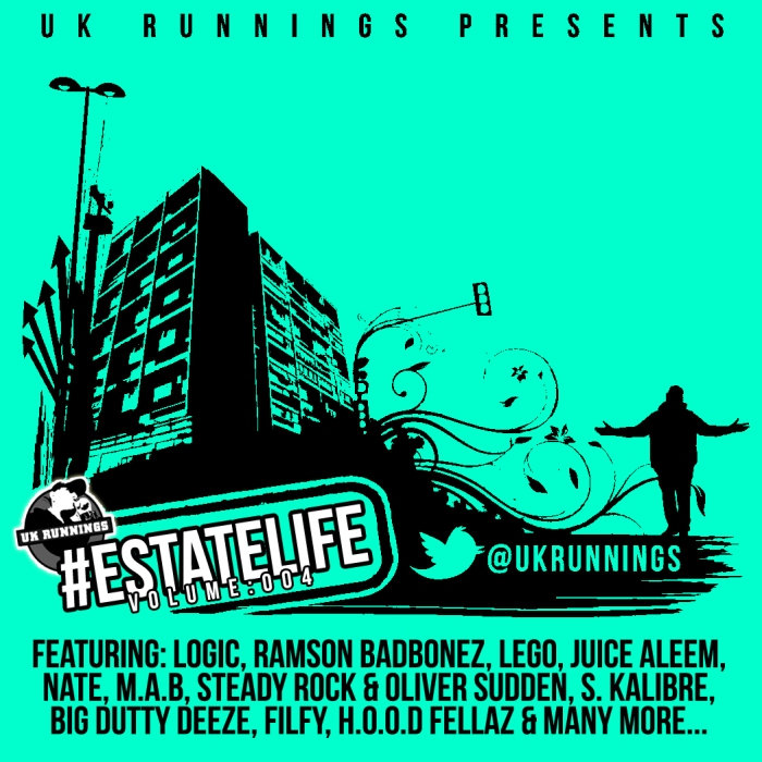 UK Runnings #EstateLife - Volume 004