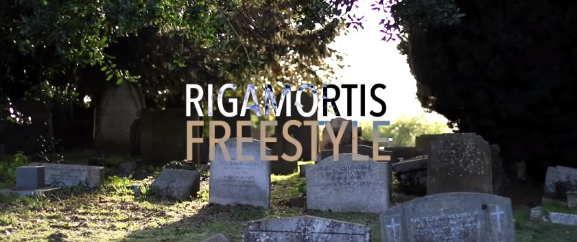 Mike Maro - Rigamortis Freestyle (Video)