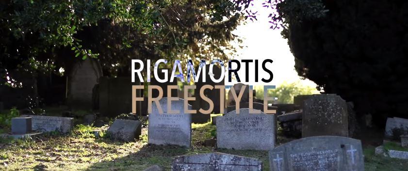 Mike Maro - Rigamortis Freestyle (Video)