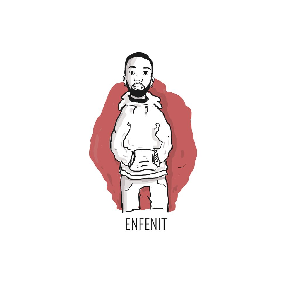 "Enfenit (@enfenit) - ""Fell Back"""