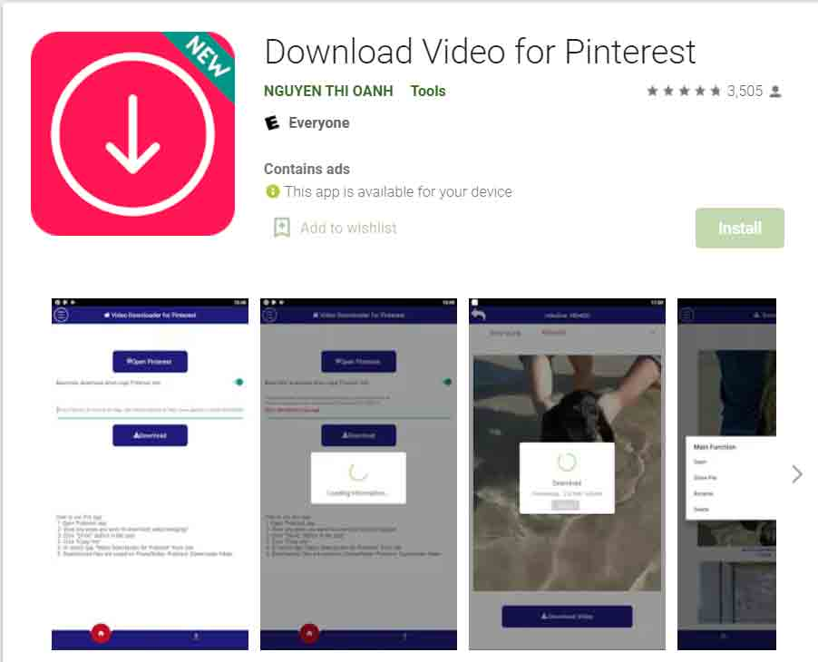 How-to-download-videos-with-Video-Downloader-for-Pinterest