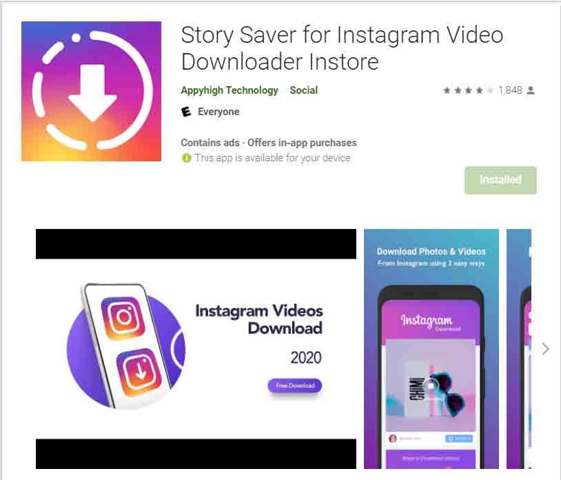 story-saver