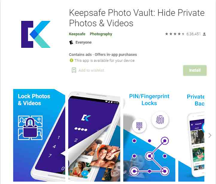 keepsafe-photo-vault