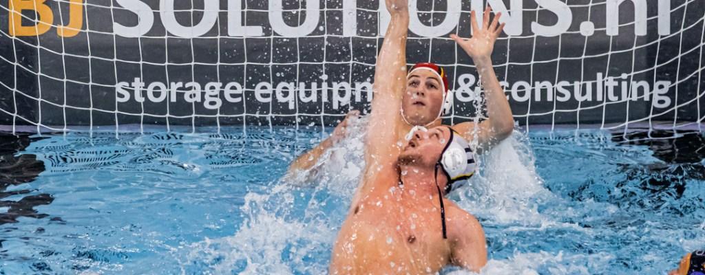 Waterpolo Den Haag team H3 tegen ZPC Wiekslag H2