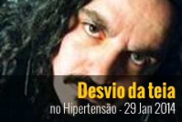 Desvio da Teia na Antena 3 – Hipertensão – 29 Jan. 2014