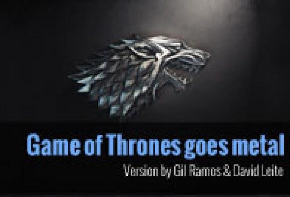 Game of Thrones goes metal