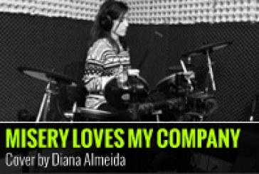 MISERY LOVES MY COMPANY – COVER POR DIANA ALMEIDA