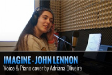 IMAGINE – JOHN LENNON – ESTUDO DE VOZ E PIANO POR ADRIANA OLIVEIRA
