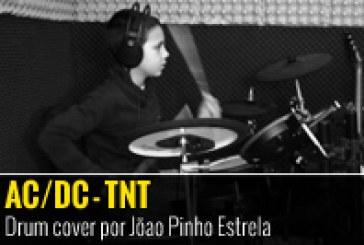 ACDC – TNT – DRUM COVER BY JOÃO ESTRELA