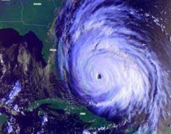 Come conseguenza del passaggio dell'Onda sulla Terra tridimensionale avverranno molti sconvolgimenti climatici