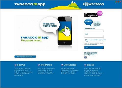 TABACCO MAPP