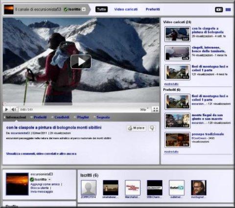 ESCURSIONISTA53.CANALE TV