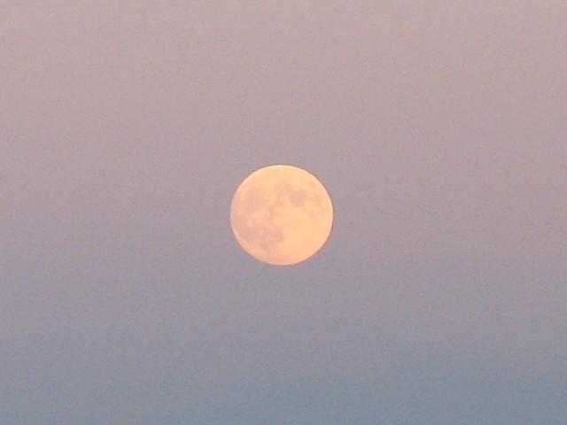 Luna (particolare)