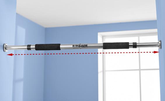 Home gym cosa serve per allenarsi a casa leviatano89 39 s - Barra trazioni porta ...